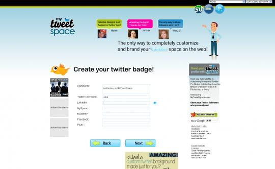 mytweetspace-main