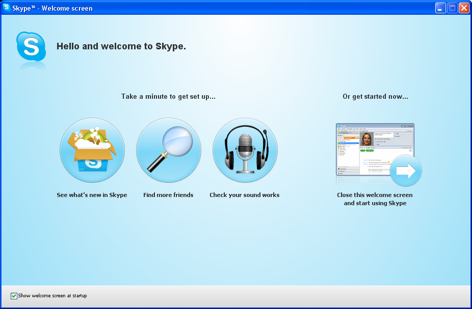 skype-welcome