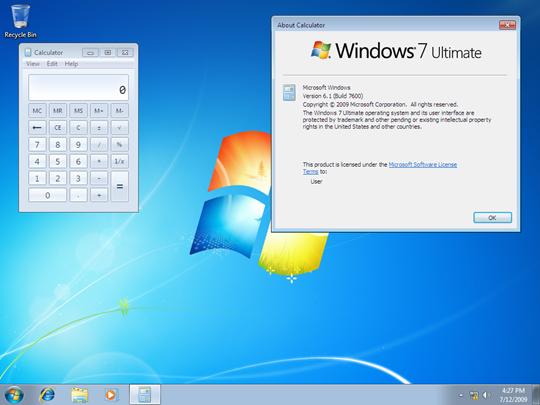 windows7600rtm