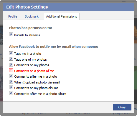 NoPhotoSpam1 How to block photo comment SPAM on Facebook