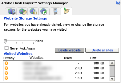 Adobe-Flash-Storage-Settings