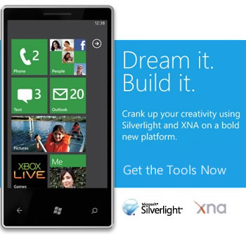 Download Windows Phone Developer Tools Beta